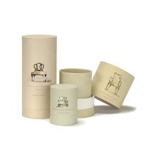 Luxury round perfume bottle box custom made