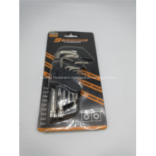 Long Ball Steel L Type Key Hex Wrench