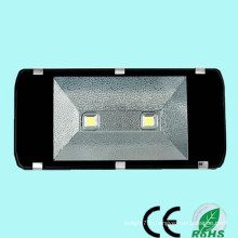 2014 nouveaux produits chauds 85-265v / 100-240v / 110-277v 100w 120w 140w 160w 10000 lumen ip65 conduit boîtier de lumière de tunnel