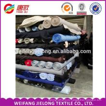 Cotton TC CVC Twill 65/35 20*16/128*60 150CM Uniform Fabric for garment textile 100% cotton twill fabric