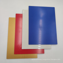 Color Coated High Gloss Spectra Aluminum Composite Panel