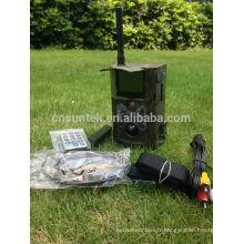 Appareil-photo de jeu de chasse de vision nocturne de 12MP 3G MMS GSM GPRS avec la détection de mouvement de PIR,