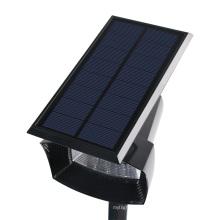 Luz de inundación de seguridad con energía solar de Home Depot
