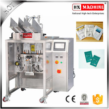 Cosmetic Non-woven Facial Mask Filling And Sealing Machine