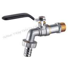Brass Bibcock with Nickel Plated for Water (YD-2003)