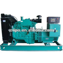 Joint venture moteur stationnaire diesel 200kw / 250kva avec alternateur sans balai