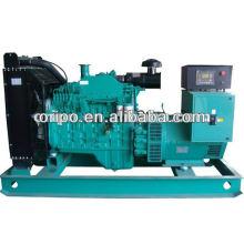 Joint venture de potência estacionária diesel 200kw motor / 250kva com alternador brushless