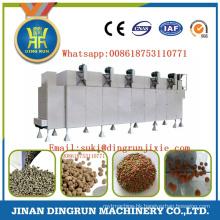 floating fish feed Extruder manufacturer