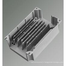 Pièces en aluminium moulées sous pression Dissipateur thermique