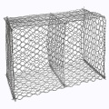 Hexagonal woven gabion box prices