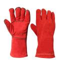 Resistente ao calor Heavy Duty Segurança Proteção para as mãos Soldagem Luvas