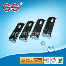 China cartridge color toner Q6000 for HP laserjet 1600
