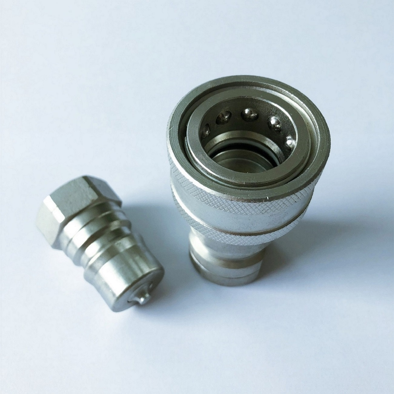 fluid transfer quick coupling-ISO7241-1B