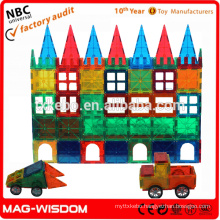 OEM Magnetic Building Tiles Toys