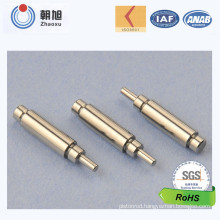 China Supplier ISO 9001 Certified Custom Made Precision Integral Cosine Key Shaft
