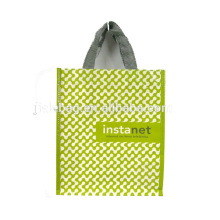 bopp laminated pp woven bag with pp webbing handle