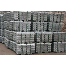 Чистый цинковый слиток 99,995% с конкурентоспособной ценой на продажу