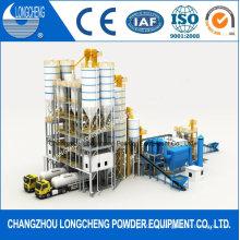Línea de producción de mortero seco premezclado