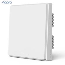 Télécommande sans fil pour interrupteur mural intelligent Aqara D1