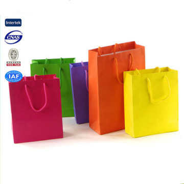 Bolsos por mayor de sacos de papel