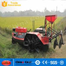 Reisanbau-Bootstraktor, Reisfeld-Traktor