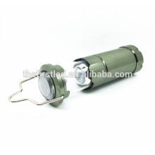Jexree 300 Lumen LED linterna de luz de camping con 4x 1.5V AAA batería