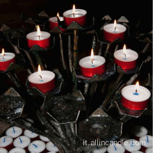 Candele Tealight 9 ore in fiamme