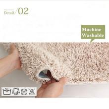 Thomasville luxury shag rug rubber flooring carpet