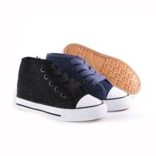 Chaussures de toile pour enfants Chaussures de style nouveau style pour enfants (SNK-24217)