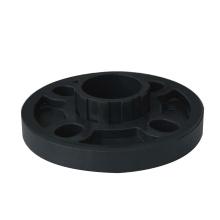 ASTM SCH80 UPVC Brida Van Stone gris oscuro