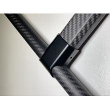 Benutzerdefinierte billige Aluminium-CNC-Schneiden Hobbycarbon mit Logo