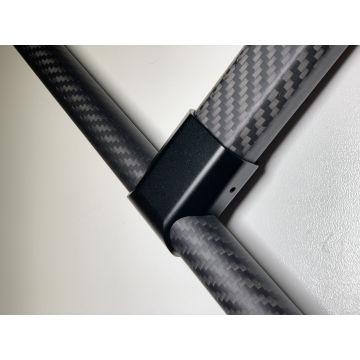Personalizado barato de alumínio cnc corte Hobbycarbon com logotipo