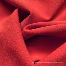 Tissu jersey uni 95% polyester, 5% élasthanne