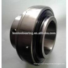 Impermeável em aço inoxidável almofada bloqueio rolamento suc206