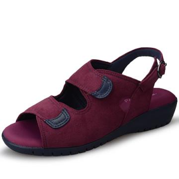 2015 году новому комфорта женщины летом сандалии