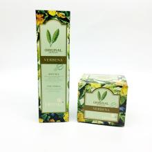 Luxury Glass Bottle Cosmetic Packaging Box Skin Care Packaging Paper Box Cosmetic Bottle Packaging Box