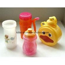 Wasserkrug Plastikschale Umweltfreundliche Hitzebeständige Flasche Kinder Spielzeug
