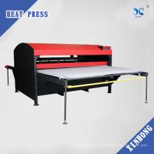 De alta calidad de gran formato de sublimación 80x100 máquina de prensa de calor