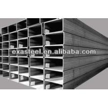 ERW Carbon Rechteck Stahlrohr aus China