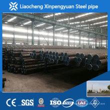 Tubo de aço carbono feito na China