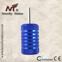 N301003-30mm alças de tatuagem de alumínio com tubos de luz