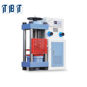 T-BOTA 1000Kn, 2000Kn con la máquina de prueba de la compresión de la impresora