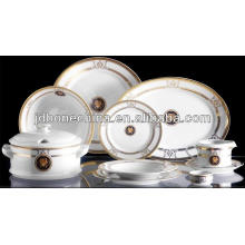 new Middle East Islamic bone china ceramic porcelain plates manufacturing