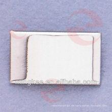 Kundenspezifisches Metalletikett / Namensschild / Tag für Tasche / Handtasche (N24-759S)