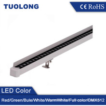 Epistar SMD5050 12W LED Linear Light LED Wall Washer with Baffle