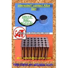 Kleiner runder Magnet/Mosquito Magnet/Permanent-magnet