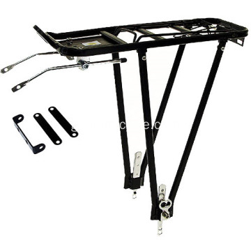 Black Bicycle Luggage Carrier