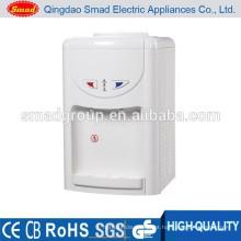 Easy-to-use mesa quente e fria mini máquina de refrigerador de água personalizado