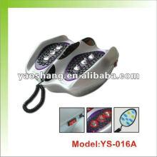 massageador de pés com função de pulso massagem de rolamento