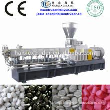 TSE-75 PE PA PS PC compounding extrusion pelletizing